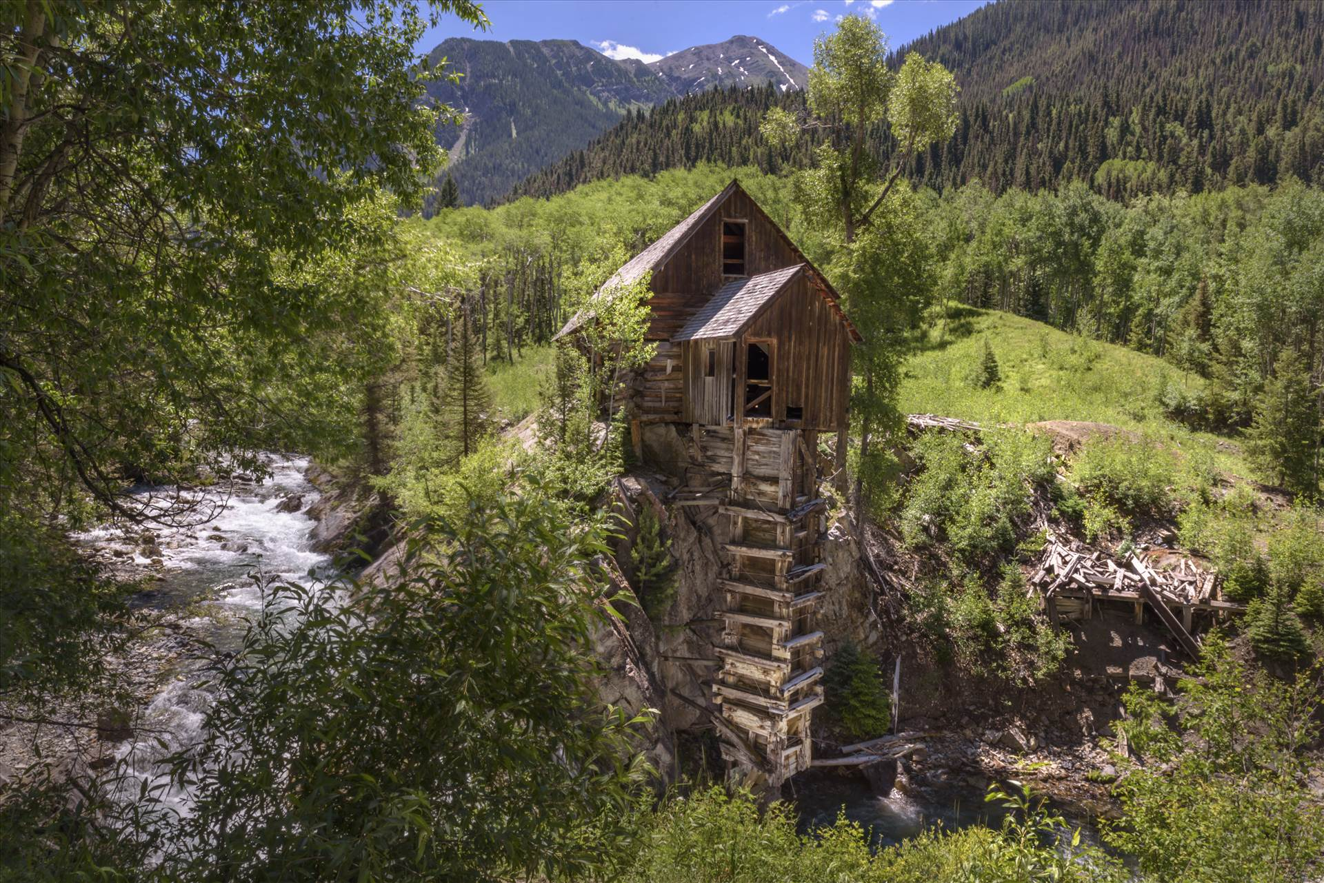 Crystal Mill 2.png -  by Dennis Rose