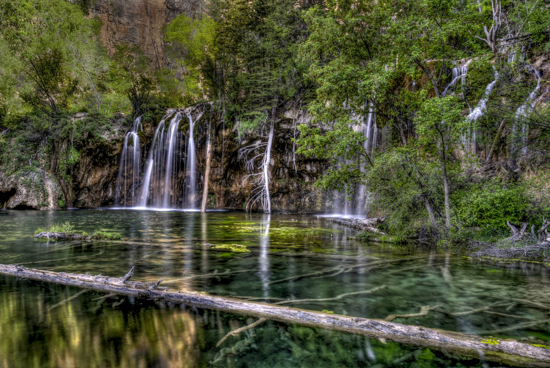 Hanging Lake, Glenwood Springs Colorado -