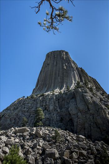 Devils Tower, Wyoming -