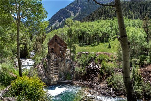Crystal Mill - Marble, Colorado -